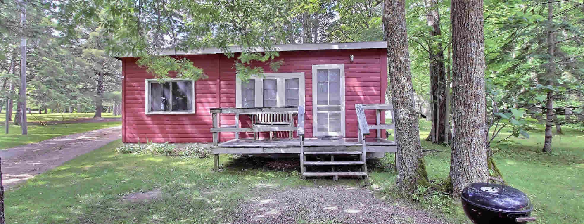 Lake Resort Cabins